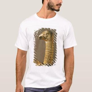 T-shirt Chef d'un aigle, détail d'ornamenta du 12ème