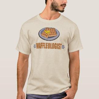 T-shirt Chef humoristique de gaufre