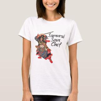 T-shirt Chef samouraï de Sous