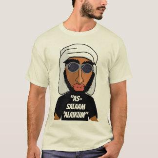 """T-shirt Cheik chic Personalized de """"Comme-Salaâm-Alaikum"""""""
