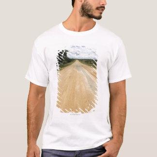 T-shirt Chemin de terre près de Vilanculos, Inhambane