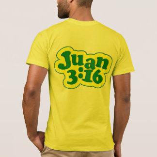 T-shirt Chemise 16 de Juan 3