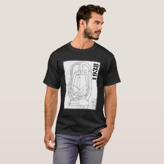 T-shirt Chemise 1938 monarque de Dietz de société de