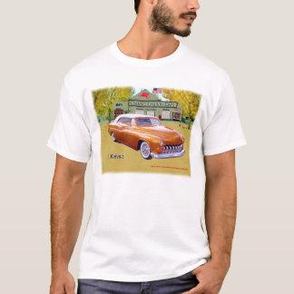 T-shirt Chemise 1951 classique de Mercury de voitures de