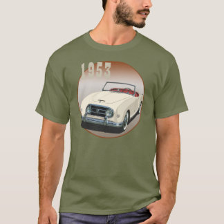 T-shirt Chemise 1953 de Nash Healey