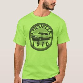 T-shirt Chemise 1970 de voiture de muscle de Chevelle