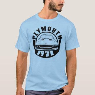 T-shirt Chemise 1971 de satellite de Roadrunner de