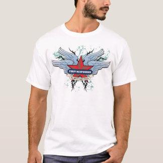 T-shirt Chemise 1 de répondeur de TWLG premier