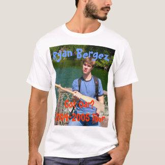 T-shirt Chemise 1 de visite de Ryan