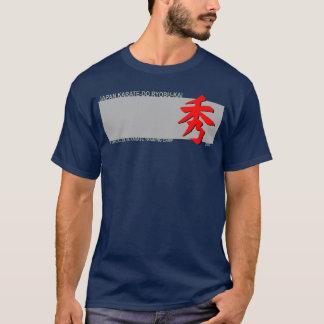 T-shirt Chemise 2007 de camp de karaté de formation