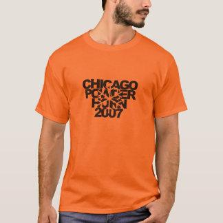 T-shirt chemise 2007 de powderhorn