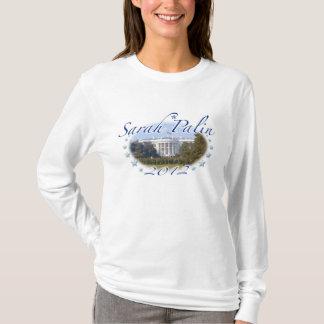 T-shirt Chemise 2012 de la Maison Blanche de Sarah Palin