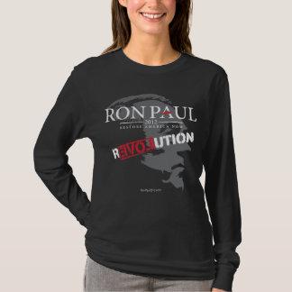 T-shirt Chemise 2012 de révolution de Ron Paul