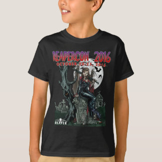 T-shirt Chemise 2016 de ReaperCon Sophie #1