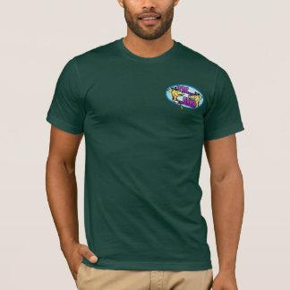 T-shirt Chemise 2 de Cravate-Grrr
