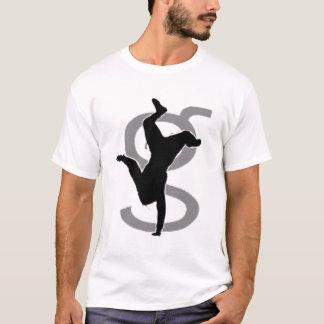 T-shirt Chemise #2 de logo de smurf de BBoy