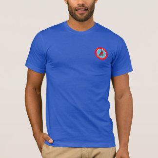T-shirt Chemise 3 d'équipe de pistolet d'état de la