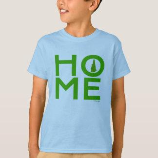 T-shirt Chemise À LA MAISON du New Hampshire