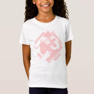 T-Shirt Chemise adaptée de Babydoll de Bella des filles C3