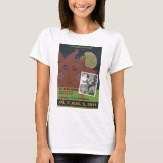 T-shirt Chemise adaptée par anniversaire de paix de