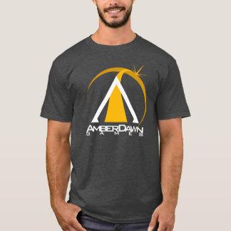 T-shirt Chemise ambre de jeux d'aube
