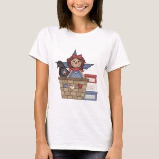 T-shirt Chemise americana d'Annie