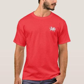 T-shirt Chemise anglo de Saxon