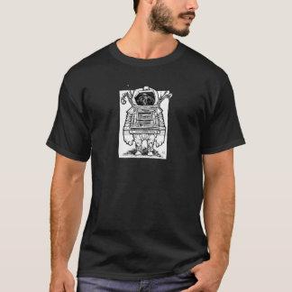 T-shirt Chemise antique d'astronaute