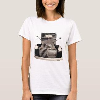 T-shirt Chemise antique de camion