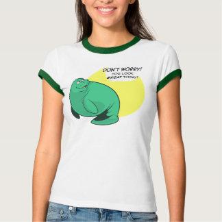 T-shirt Chemise apaisante de lamantin [femmes]