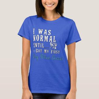 T-shirt Chemise australienne de bleu de ciel - 2016 -