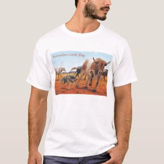 T-shirt Chemise australienne de chien de bétail