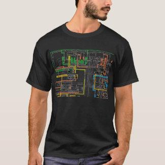 T-shirt Chemise automatique de transmission