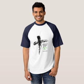 T-shirt Chemise avec le 21h21 de proverbes de vers de