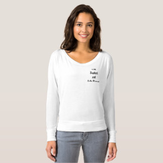 T-shirt Chemise baptisée et entièrement bénie
