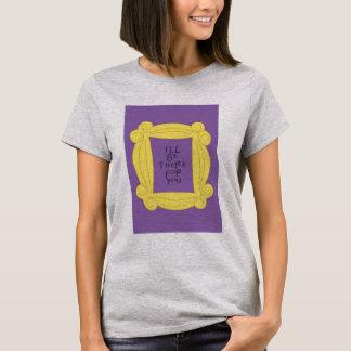 T-shirt Chemise Basique Friends