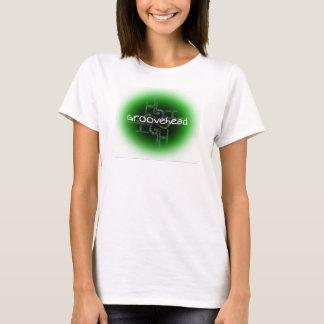 """T-shirt Chemise blanche de """"halo"""" de GrooveHead"""