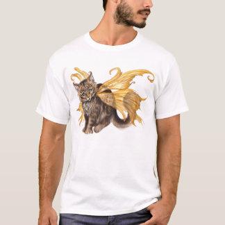 T-shirt Chemise brouillée féerique