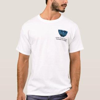 T-shirt Chemise centennale nationale de cuvette de jazz