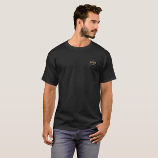T-shirt Chemise classique de barre de VIP