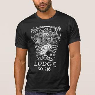 T-shirt Chemise commémorative de loge de ruban de