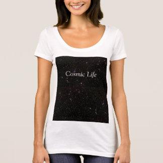 T-shirt Chemise cosmique de la vie des femmes
