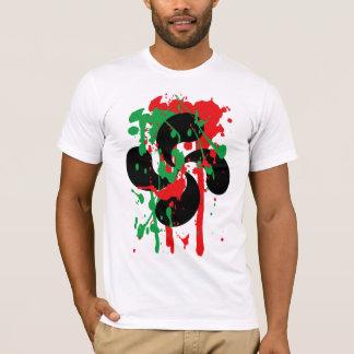 T-shirt Chemise croisée Basque