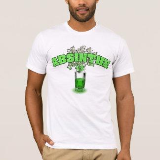 T-shirt Chemise d'absinthe
