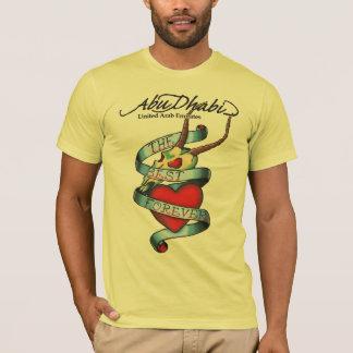 T-shirt Chemise d'Abu Dhabi Tatoo