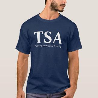T-shirt Chemise d'acronymes de TSA