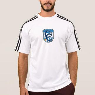 T-shirt Chemise d'activité des sports des hommes de chaos
