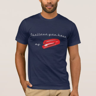 T-shirt Chemise d'agrafeuse