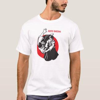 T-shirt Chemise d'Aikido