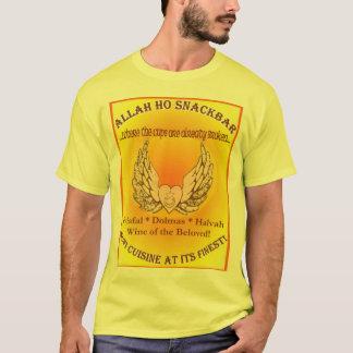 T-shirt Chemise d'Allah Ho Snackbar